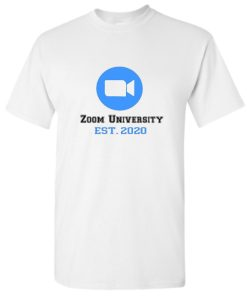Zoom University est 2020 DH T-Shirt