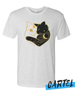 Hugging Night Cats awesome T-shirt