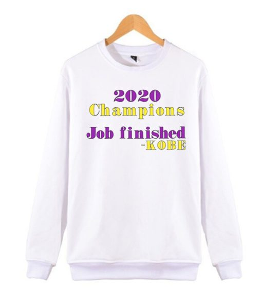 2020 Champions – Kobe awesome Sweatshirt