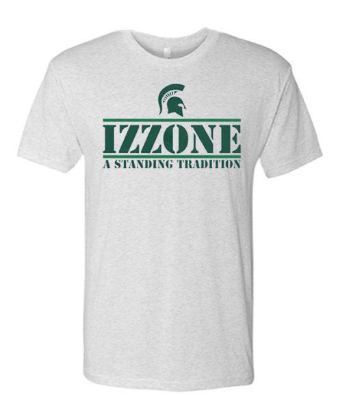 Basketball Michigan State Spartans – Izzone awesome T Shirt