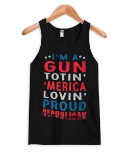 America Lovin Tank Top