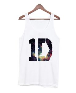 1D One Direction Galaxy Logo Tank Top